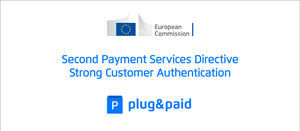 plug&paid Meets SCA (Strong Customer Authentication) Requirements