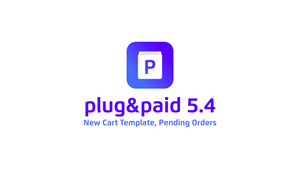 Release 5.4 - New Cart Template, Pending Orders and more
