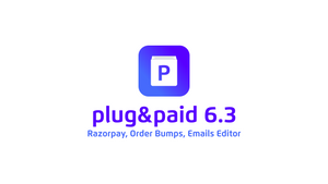 Release 6.3 - Razorpay, Order Bumps, Emails Editor